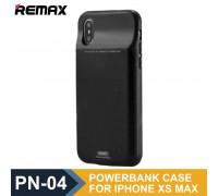 Remax Penen Battery Case чехол-аккумулятор для iPhone XS MAX, 4000mAh (PN-04) black
