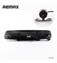 Remax CX-03 Rear-View Mirror Vehicle Travelling Data Recorder