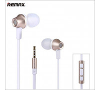 Remax RM-610D, white with gold