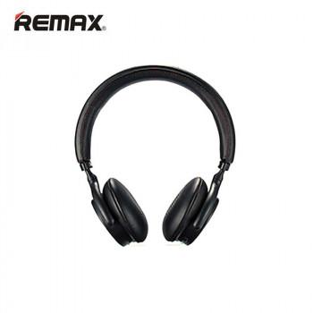 Беспроводные наушники Remax Touch Control Bluetooth Headset HD 300HB black