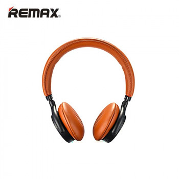 Беспроводные наушники Remax Touch Control Bluetooth Headset HD 300HB brown