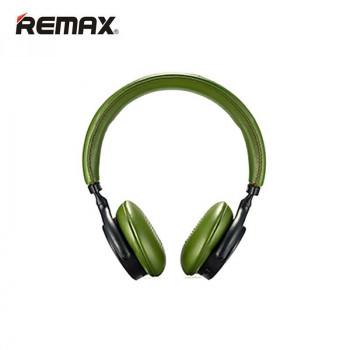 Беспроводные наушники Remax Touch Control Bluetooth Headset HD 300HB green