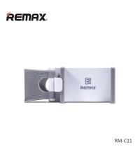 Remax RM-C11 Car Holder, на руль машины (белый с серым)