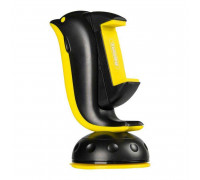 Remax RM-C20 Dolphin Car Holder (Black+Yellow)