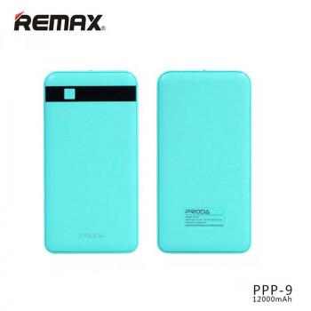 Remax Proda Gentleman Power Bank 12000mAh Blue