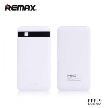 Remax Proda Gentleman Power Bank 12000mAh White