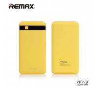 Proda Gentleman 12000mAh (PPP-9) yellow