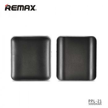 Внешний аккумулятор Remax Proda Mink Power Bank 5000 mAh (PPL-21) Black