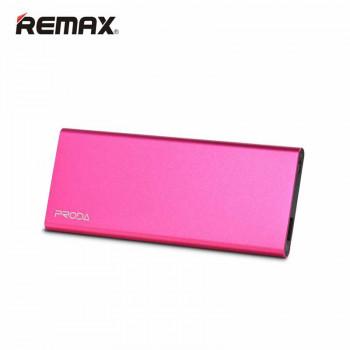 Remax Proda Vanguard Polymer Battery Power Bank 8000 mAh (PP-V08) Pink