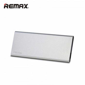Remax Proda Vanguard Polymer Battery Power Bank 8000 mAh (PP-V08) Silver