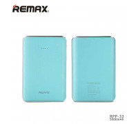 Remax Tiger Power Bank 5000 mAh (RPP-33) Blue