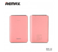 Remax Tiger Power Bank 5000 mAh (RPP-33) Pink