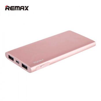 Remax Proda Kinzy Polymer Battery Power Bank 10000 mAh (PPP-13) Pink