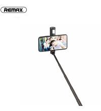 Remax RL-EP01 Portable Selfie Stick, 0.61m, со подсветкой на магните, black
