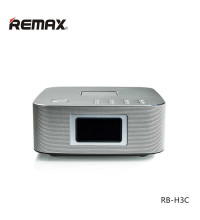 Remax H3C Desktop Bluetooth Speaker (RB-H3C) silver