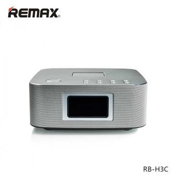 Настольная колонка Remax RB-H3C Desktop Bluetooth Speaker Silver