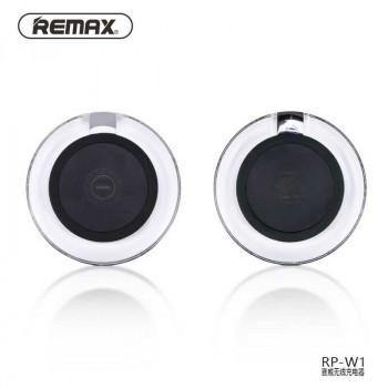 Беспроводное зарядное устройство Remax Saway Wireless Charger 5W (RP-W1) Black