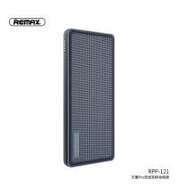 Remax Miles Pro Wireless Power Bank 10000mah, QC3.0, PD18w, Qi 10w (RPP-121) dark blue