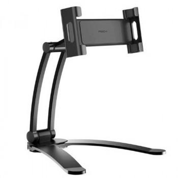 Держатель настольный Rock Universal Adjustable Desktop Stand black
