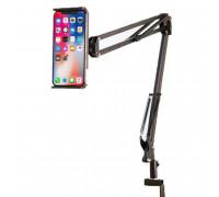Держатель-струбцина на стол для планшета и телефона Stand Mobile Broadcast Sound Pack