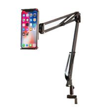 Держатель на стол для планшета и телефона Stand Mobile Broadcast Sound Pack, пантограф со струбциной