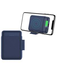 Rock P51 10000mAh Mini Wireless Power Bank, Qi 5w (W1063) blue