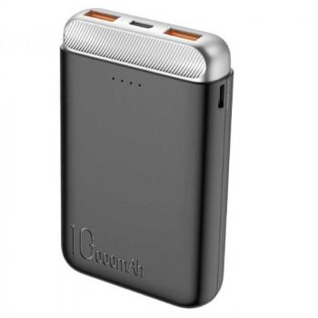 Внешний аккумулятор Rock P71 Mini PD Power bank 10000mAh QC (RMP0405)