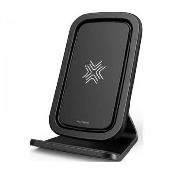 Rock W17 Wireless Charging Stand with Cooling Fan, 5w/7.5w/10w (F450) black