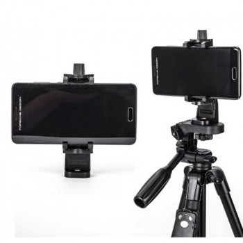 Держатель для смартфонов 58 - 105 мм на штатив Yunteng Video Tripod