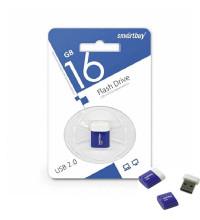 SmartBuy Lara Series USB2.0 16GB (SB16GBLara-B) blue