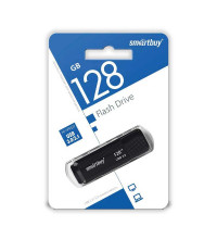 Smartbuy Dock Series 128Gb USB3.0 (SB128GBDK-K3), черный