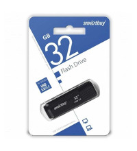 Smartbuy Dock Series 32Gb USB3.0 (SB32GBDK-K3), черный
