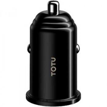 Автомобильное зарядное устройство Totu QC3.0 Single USB Car Charger (DCCQ-02)