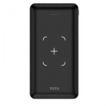 Внешний аккумулятор с беспроводной зарядкой Totu Glory series II wireless charging power bank (CPBW-09) 10000mah