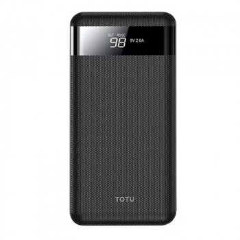 Внешний аккумулятор Totu Honeycomb series PD power bank (CPBQ-04) 18W 10000mAh PD+QC Fast Charge