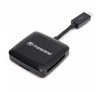 Transcend micro USB to USB2.0+Cartreader OTG Smart Reader RPD9