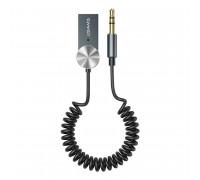 Usams Car Wireless Audio Receiver, BT5.0 (US-SJ464) black