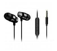 Usams EP-36 In-ear Metal Earphone, 1.2m (US-SJ361) black