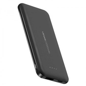Внешний аккумулятор USAMS PB33 Ultra-Slim Power bank (US-CD96) 5000mAh