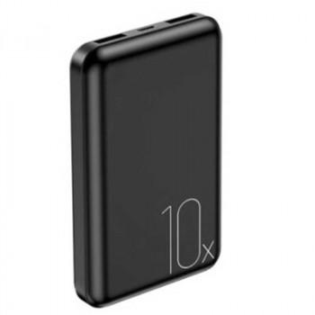 Внешний аккумулятор Usams PB10 Dual USB Mini Power Bank (US-CD70) 10000 mah