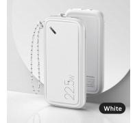 Usams PB56 10000mAh QC3.0+PD Fast Charging Power Bank with Lanyard (US-CD151) white
