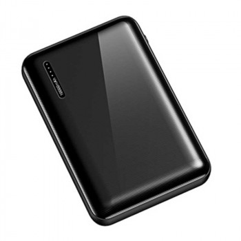 Внешний аккумулятор Usams US-CD102 PB37 Dual USB Power Bank 10000mAh