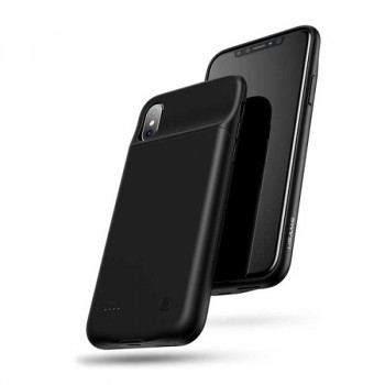 Usams Battery Case for iPhone X чехол-аккумулятор для iPhone X, 3200mAh (US-CD43) black