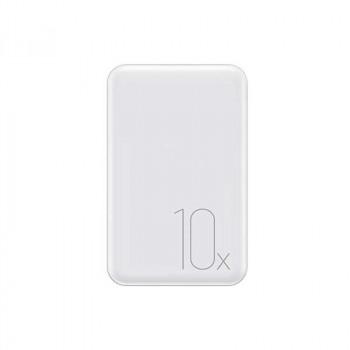 Usams 10000mAh PB10 Dual USB Mini (US-CD70) white