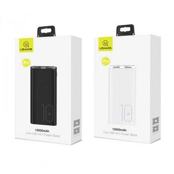 Внешний аккумулятор US-CD93 PB31 Dual USB Mini Power Bank 10000mAh
