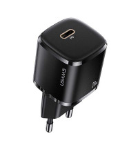 Usams T36 Mini PD Fast Travel Charger (EU),  PD 20w (US-CC124) black