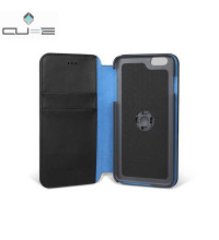X-Guard Leather for iPhone 6 Plus, Black (MA09-4828)