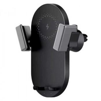 Автомобильный держатель с беспроводной зарядкой Xiaomi ZMI Wireless Charging Car Holder (WCJ10) 20W + АЗУ