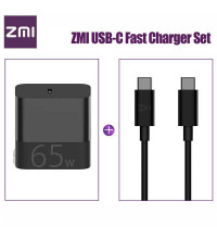 Xiaomi ZMI zPower Turbo 65W USB-C AC Adaptor (HA712) black