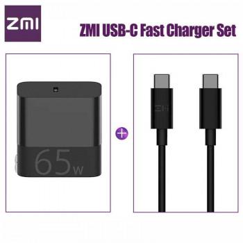 Xiaomi ZMI zPower Turbo 65W USB-C AC Adaptor (HA712) black
